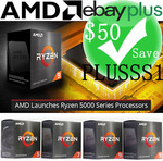 [eBay Plus] AMD Ryzen 7 5800X CPU $598.40 Delivered @ ggtech365 eBay