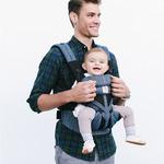 [UNiDAYS] Ergobaby Omni 360 Baby Carrier - Indigo Weave $107.10 + Shipping ($0 with Club Catch) @ Catch