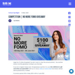 Win 1 of 2 $100 Gift Cards from Sosure