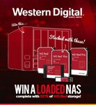 Win a Synology DS920+ NAS with WD Red 32TB HDD Worth Over $2,000 from Scorptec