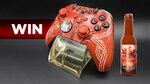 Win a Custom The Elder Scrolls Online: Blackwood Xbox Controller & Hot Sauce from PressStart
