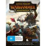 [PC] Steam - Total War: Warhammer Savage Edition - $9 (was $29.95) ($0 Click & Collect or + delivery) - EB Games