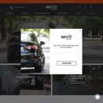 15% off Car Detailing Products + Shipping ($0 with over $150 Spend) @ Waxit Car Care