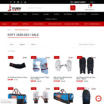 Cricket Gear Sale + Delivery (Free with $200 Spend) @ Sturdy Sports