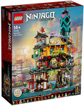 LEGO NINJAGO City Gardens 71741 $399.99 (Was $499.99) Delivered @ Myer