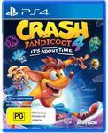 [PS4, XB1] Crash Bandicoot 4 $20 + Delivery @ JB Hi-Fi