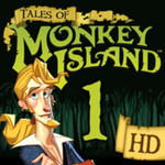 Monkey Island Tales 1 HD on IPAD - FREE!  Monkey Island Tales 2-5 HD All $2.99 (from $7.49)