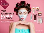 The Ultimate Nourish Me Lockdown Pack for Her $99 Delivered (Save $190) @ Sasy n Savy