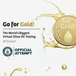 $5 200mL EVOO Delivered + Zoom Guinness World Record World's Biggest Virtual Olive Oil Tasting Attempt (Save $5) @ Cobram Estate