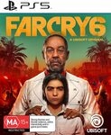 [Pre Order, PS5] Far Cry 6 $72.90 Delivered @ Amazon AU