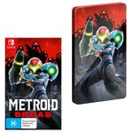 [Switch, Pre Order] Metroid Dread: Special Edition $139.95 + Delivery (Free C&C) @ EB Games