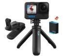 GoPro HERO10 Black + Bundle (Spare Batt, Swivel Clip, Tripod, 32GB MicroSD) $599 Existing / $699 New Subscribers @ GoPro