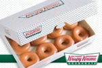 Krispy Kreme Donuts - $7.95 for a Dozen Mouth-Watering Original Glazed™ Doughnuts