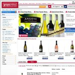Grays Online $20 off Any Wine Order - 6x 750ml Chardonnay $3.94 + $10/$15 Shipping