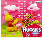 Huggies Ultra Dry Nappies $27/$24.50 from Big W Today Only