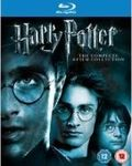 Harry Potter - The Complete 8-Film Collection (Blu-Ray) - $32.47 Delivered