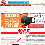 "Boxing Day Sale - 3TB NAS $139, HP N40L $199, 15"" laptop $249, Lenovo 10.1"" 3G Tablet $249"