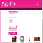 PASH Lingerie Pack only $39.95 + $14.95 Shipping for over $200 worth of gorgeous lingerie
