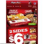 [Pizza Hut] Specials: Large Legends $8 Pickup, $12 Delivered