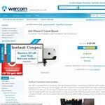 Warcom - Glif iPhone 5 Tripod Mount - $19.99 Shipped