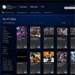 PSN Sci-Fi Sale