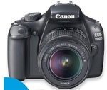 Canon EOS 1100D DSLR 18-55mm Single Lens Kit $348 @ BigW 14/11