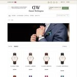 Daniel Wellington Watches. Get 15% off Store Wide. Free Shipping Worldwide (UPS EXPRESS GLOBAL)