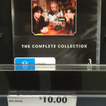 Black Books Complete Collection DVD $10 Instore at Target