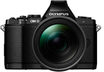 Olympus OM-D E-M5 Elite and 12-40mm F2.8 Pro Kit - $899 after Olympus Cashback at Gerry Gibbs