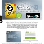 Free 3 Months CyberGhost 5 Premium Account