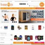 10% Store Wide Supps R Us + $70 Bonus for Order over $120