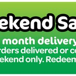 Woolworths 1 Month Free Delivery Saver