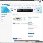 Topcast (TF-GA100) $24.95 + $9 Shipping (Normally $50) @ Topfield