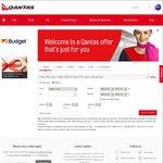 Qantas: Upto 20% off Domestic Flight Bookings
