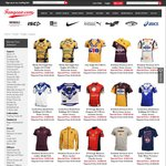 NRL 2014 Jerseys from $10 (RRP $159.99) + $9.50 Flat Delivery at Fangear.com