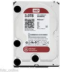 Western Digital Red 3TB $140 Free Shipping (part of futu_online eBay 20% off) 1 per user