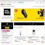 Wemo LED Lights StarterKit ($97) SOLD OUT | Wemo Switch + Motion ($63) @ Dick Smith eBay - 15% off