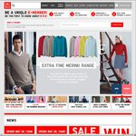 Free Ultra Light Down Jacket (with Any Purchase) for First 100 People at New Uniqlo Stores Parramatta & Miranda (NSW)