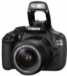 Canon EOS 1200D Digital SLR for $293.90 (after $75 Cashback) C&C @ Dick Smith