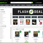 2 for £10 Blu-Ray (+£0.99 for Delivery to Australia) (~AU $22.85 for 2 Delivered) @ Zavvi