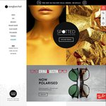 Sunglass Hut Friends & Family up to 40% off Plus Extra 11% Cash Rewards Cashback