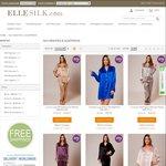 10% off Silk Sleepwear + Free Gift (Worth USD $39) @ ElleSilk
