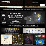 Bethesda Store - Get 20% off with Coupon Code + Shipping