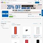 Logitech UE Boom 2 Wireless Speakers $143, Dyson DC54 Animal $558 @ Bing Lee eBay