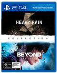 Heavy Rain & Beyond Two Souls PS4 - $44 Instore, Online, and eBay @ Target