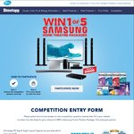 Win 1 of 5x Samsung Home Theatre Packages (Worth $4623 Each) from Dimetapp