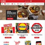 25% off iTunes Gift Cards, 50% off Dr Ristorante Pizza $3.75, Lindt Excellence Blocks $2, Wagon Wheels $1.82 + More @ Coles