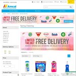Free Delivery When You Spend $25 on Selected Brands at Amcal.com.au Includes Dettol, Finish, Aerogard, Vanish
