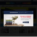 Sheridan Outlet Mega Sale - Everything under $99* Free Shipping over $150