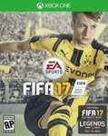 [XB1] FIFA 17 Digital Code - $50.57 @ CD Keys